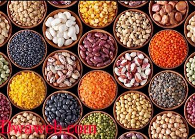 البقوليات مصدر أساسى لتكوين الكولاجين