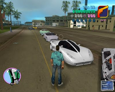 GRAND THEFT AUTO (GTA) Vice City Back To The Future Hill Valley game for PC full version free ...