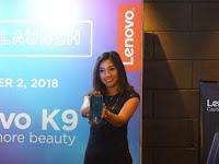 Lenovo K9, Harga Murah 2 Jutaan Dengan Empat Kamera Ponsel.