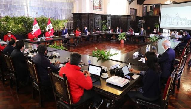 Comisión de Alto Nivel de Cambio Climático