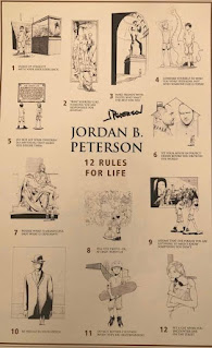 12 rules of life by jordan peterson
