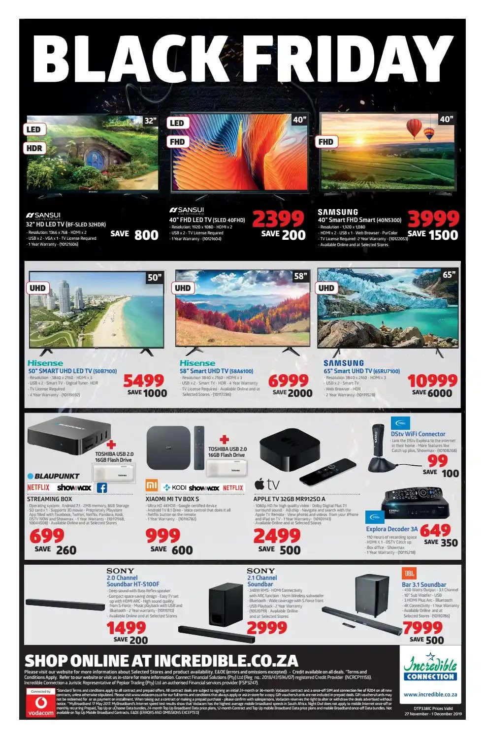 Incredible Connection Black Friday Deals  -  Page 8
