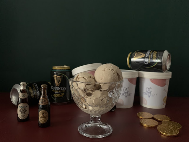 The Pure Irishman by Three Tiers Ice Cream