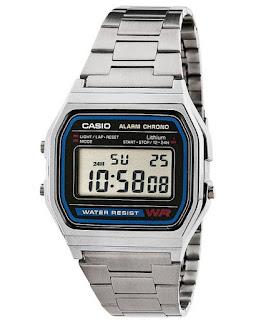 casio alarm watch