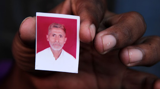 Mob kills 50-year-old in Dadri, India, injures son over rumours they ate beef