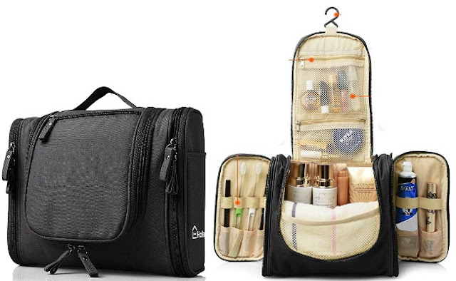 toiletry bag  for camping