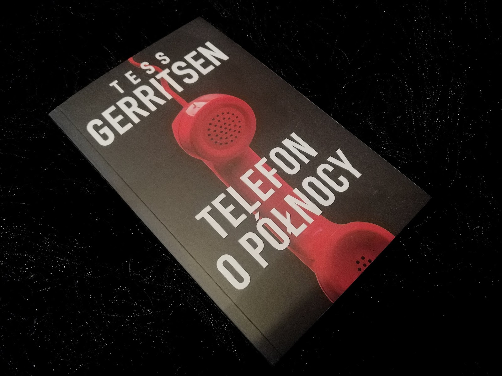 """Telefon o północy"" i ""Czarna loteria"" - Tess Gerritsen"