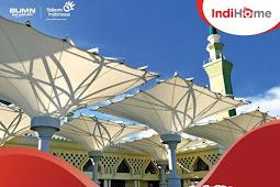Wujudkan Kebanggaanmu 100% - IndiHome Kalimantan 100% Fiber