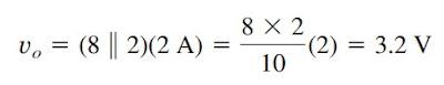 source transformation electric circuit analysis