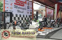 Hidrolik Motor Gede Harley Davidson