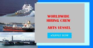Seafarers job