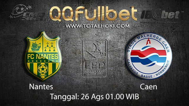 Prediksi Bola Jitu Nantes vs Caen ( French Ligue 1 )