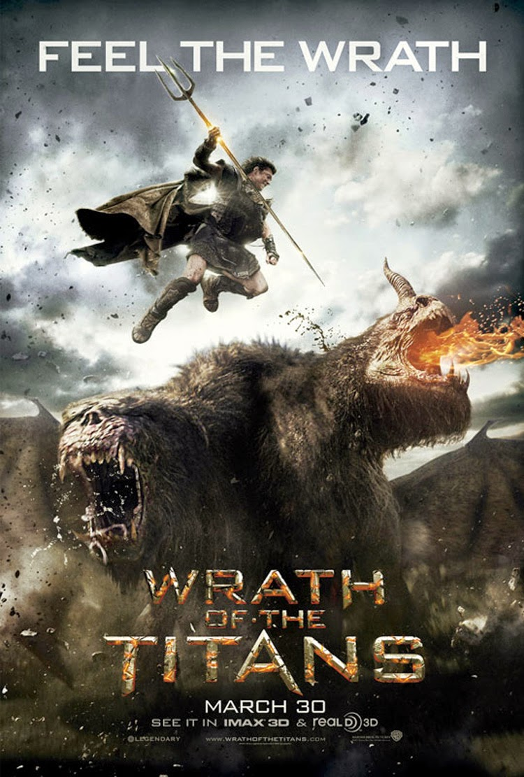 Wrath of the Titans 2012 - Full (HD)