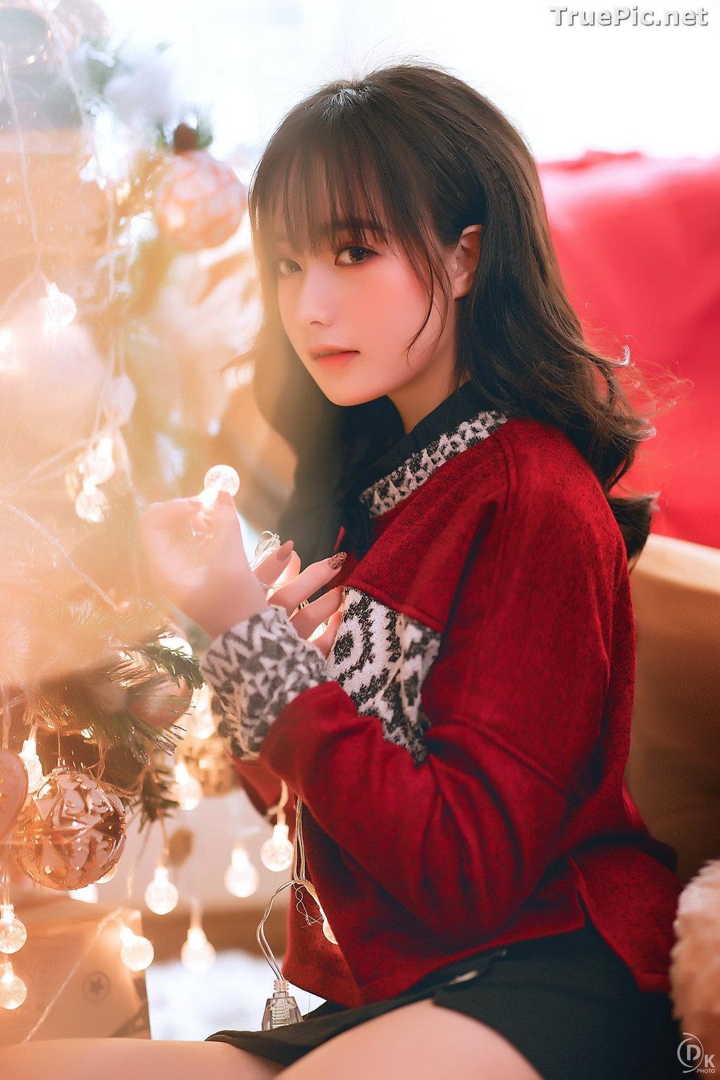 Image Vietnamese Model - Various Model - Beautiful Christmas Girls - TruePic.net - Picture-6