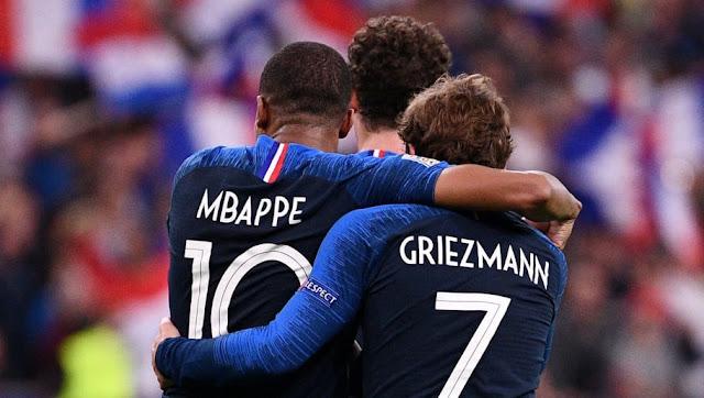 L'Équipe de France de rêve que Didier Deschamps pourrait sélectionner