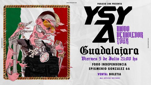 YSY A Guadalajara