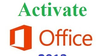 Microsoft office professional plus 2013 confirmation id