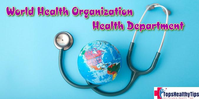 World Health Organization Health Department