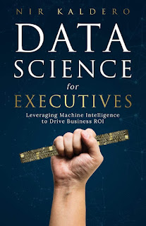 book to learn data science for executives