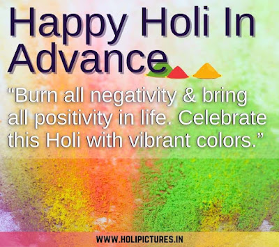happy Holi in advance 2022 images download