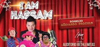 I AM HASSAM: Nuevas Ocurrencias (Stand Up Comedy)