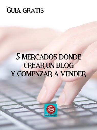 Guía gratis: Posiciona tu blog y empieza a vender