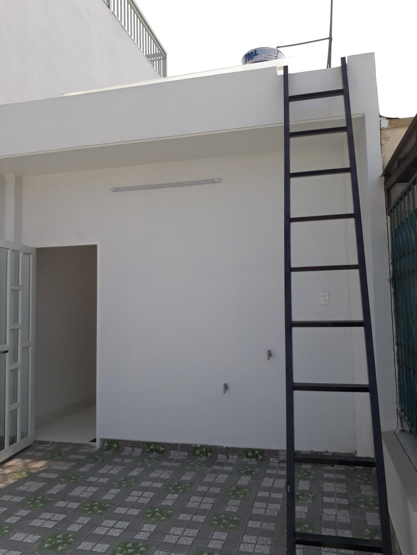 Bán nhà hẻm 243 Mã Lò phường Bình Trị Đông A quận Bình Tân. Dt 4x17m đúc 4 tấm