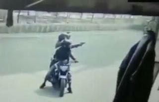 Hours Before Delhi Polls Gunmen Shot Twice In Jaffrabad