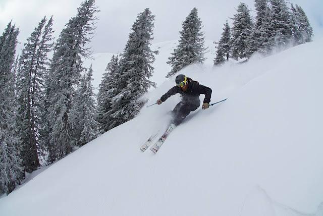 Die perfekten Skifotos, so gehts