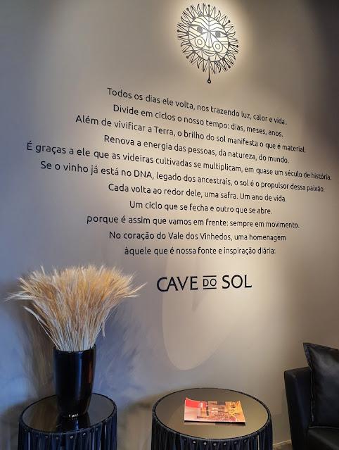 Vinícola Cave do Sol