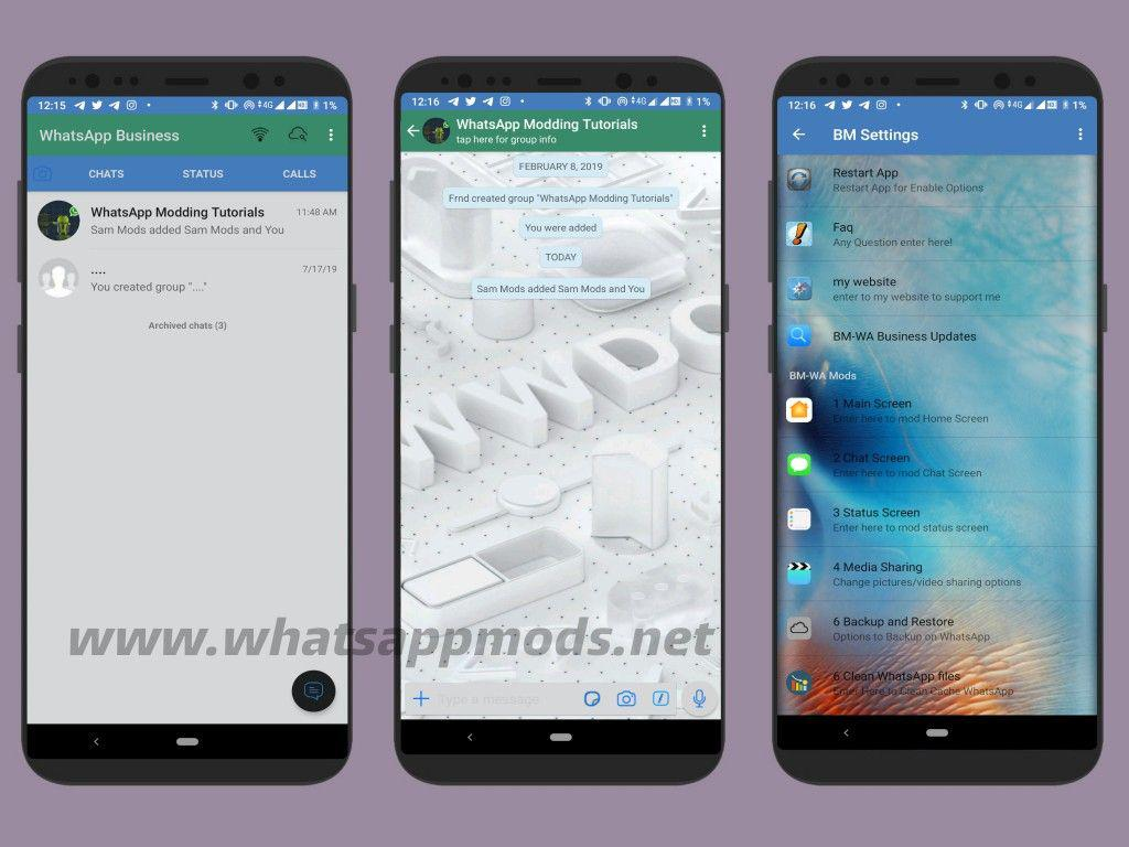 Bm Whatsapp Business Plus Latest Version Apk V10 0