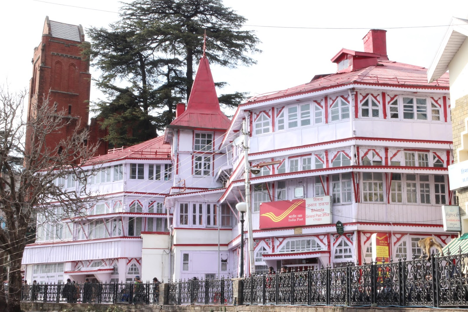My World A Photo Tour Of Mall Road Shimla
