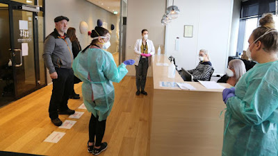 Penanganan Coronavirus di Islandia