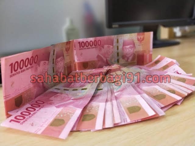 BLT DD Rp.300 Rupiah Desa Seuneubok Aceh