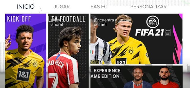 FIFA 22 Mobile Android Offline 700 MB Best Graphics