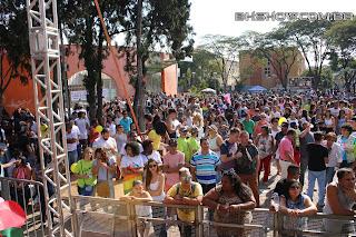 IMG 9797 - 13ª Parada do Orgulho LGBT Contagem reuniu milhares de pessoas