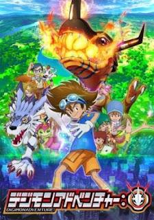 Digimon Adventure (2020) capitulo 33