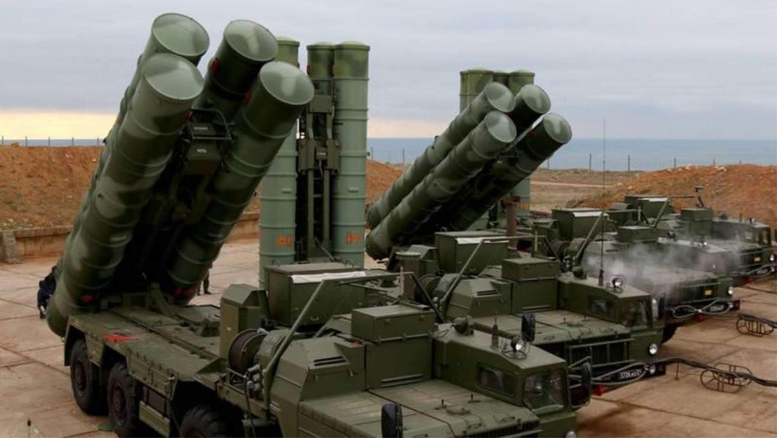Sekutu utama AS di zona Teluk Persia akan membeli S-400