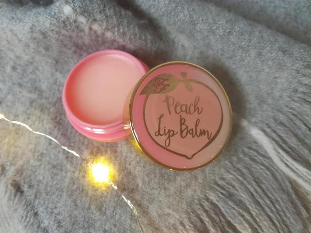 Peach Lip Balm de Too Faced