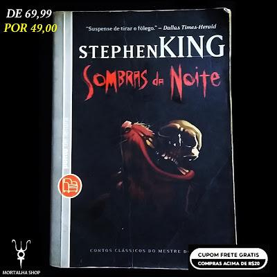 Livros de terror do Stephen King