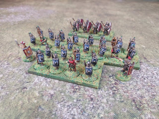 Early Imperial Romans for Infamy, Infamy!