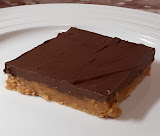 Chocolate/Peanutbutter Bars