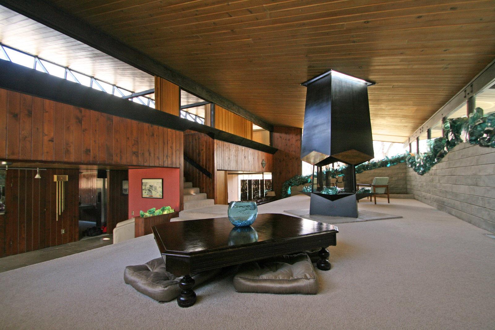 Bruce Goff Architect MidCentury Modern House in Joplin Missouri