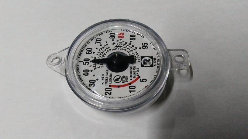 ¿Qué son los medidores de gas?