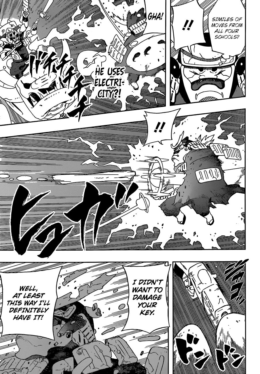 Samurai 8: Hachimaruden 27-ENG-[ENG] Awakens