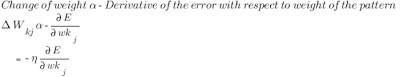 backward-pass-between-output-and-hidden-layer