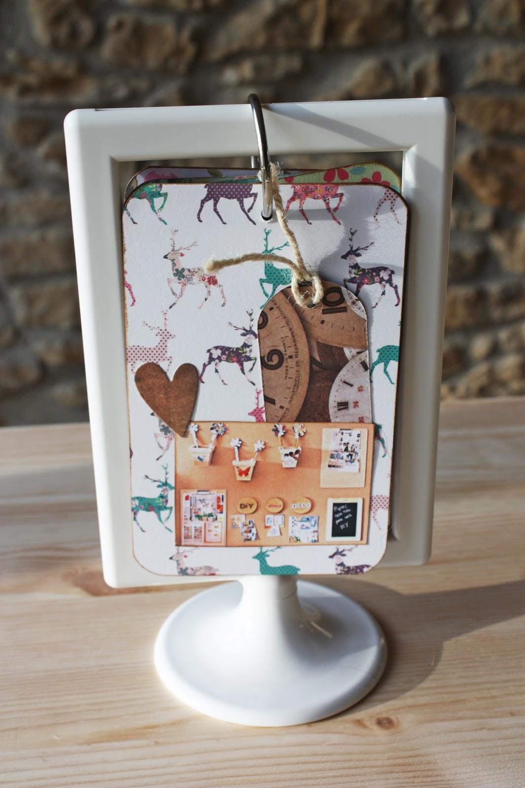Marco TOLSBY de Ikea scrapeado! - Handbox Craft Lovers | Comunidad ...