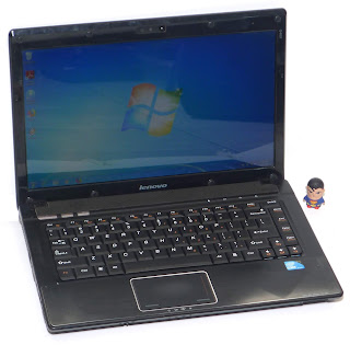 Laptop Lenovo G460 Core i3 Second di Malang