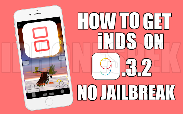 how to use nds4ios