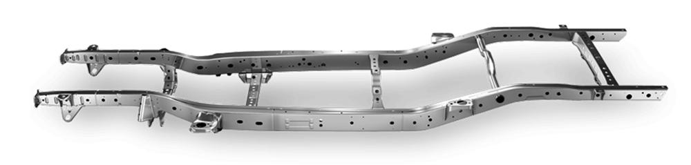 ford ranger wildtrak suspension system